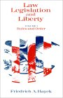 Hayek: Law, Legislation and Liberty I